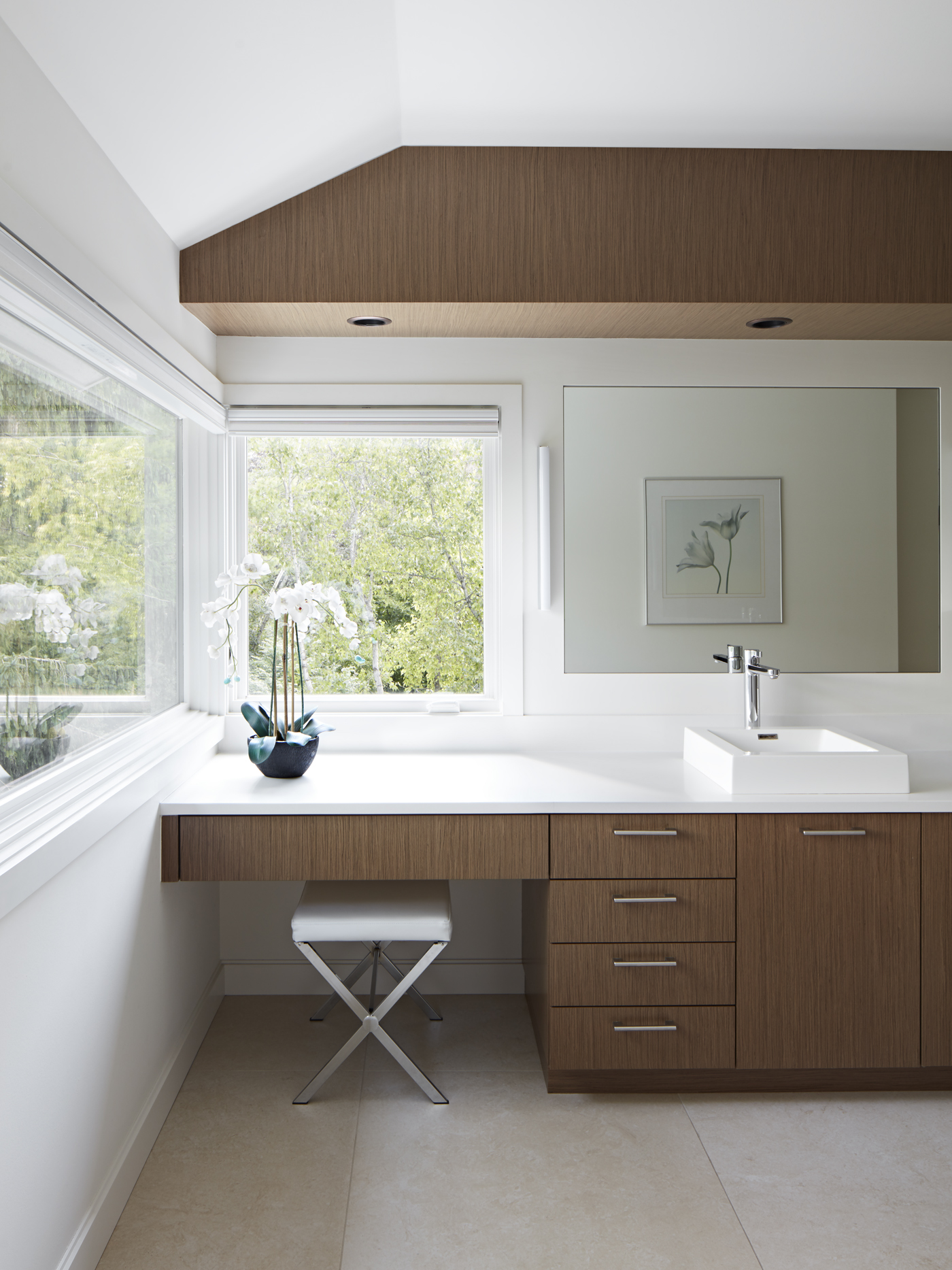 Bathroom Vanity Modern Design