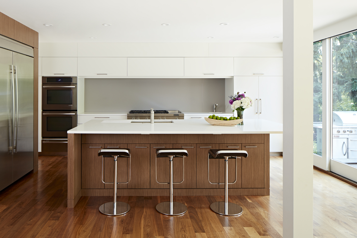 Modern Kitchen Design Lake Forest