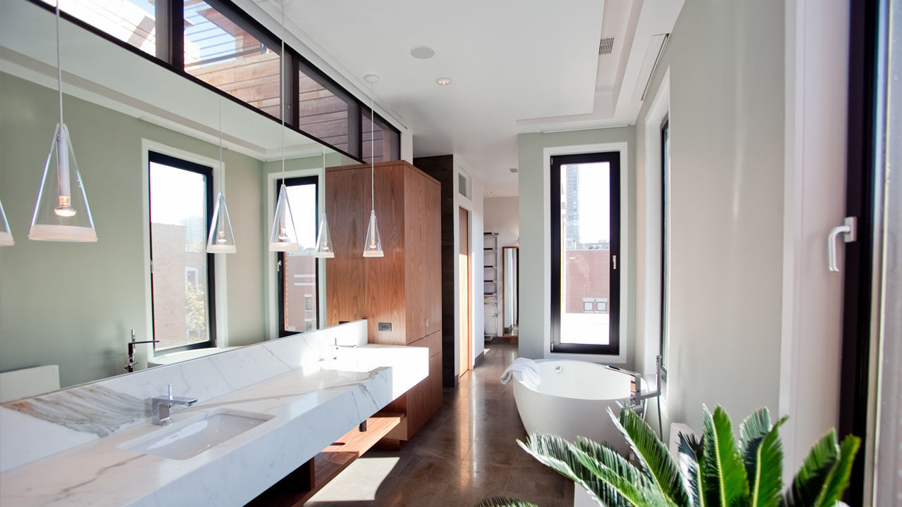 LEED homes Chicago