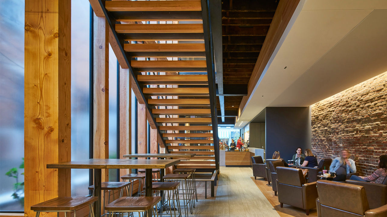 Naperville IL cafe architects