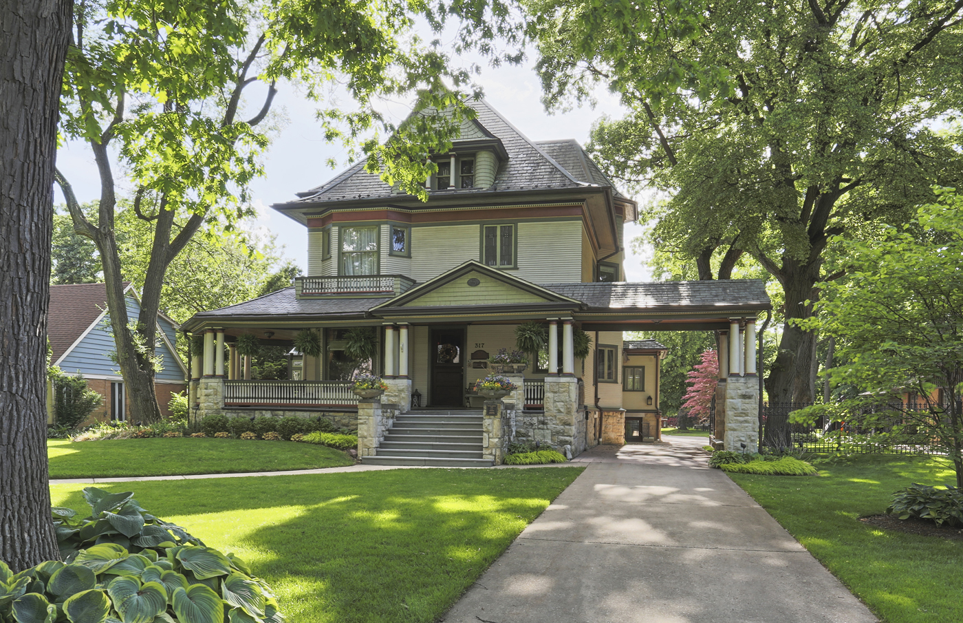Oak Park home remodel architecture firm