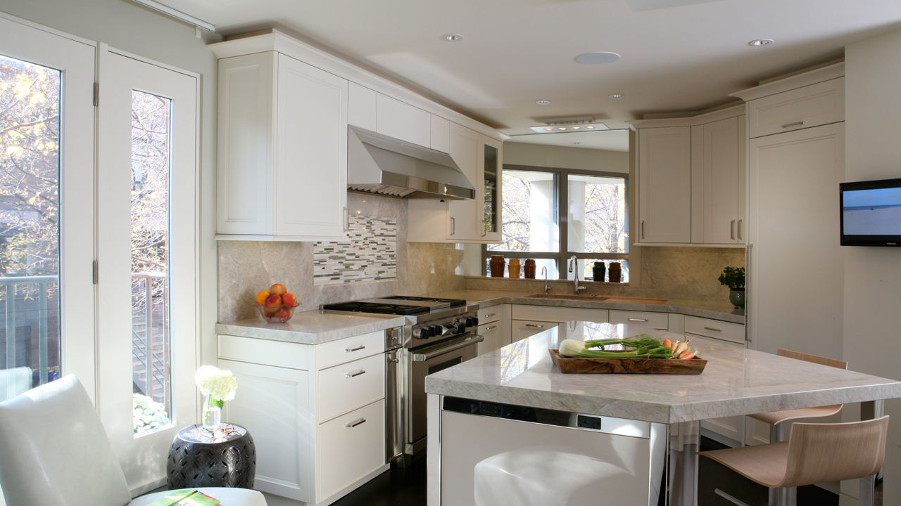Kitchen and Dining Room Renovation Chicago